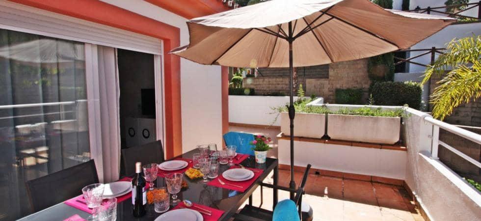3 sovrum Takvåning att hyra i El Paraiso med garage - 1 850 € (Ref: 4119949)