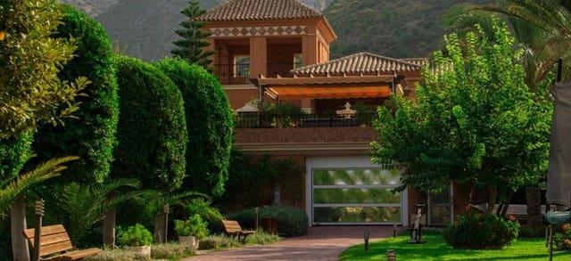 5 soverom Villa til leie i Istan med garasje - € 10 000 (Ref: 5376979)