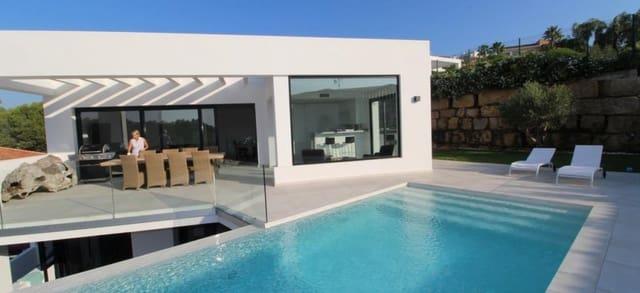 4 slaapkamer Villa te huur in Torrenueva met garage - € 4.000 (Ref: 5377004)