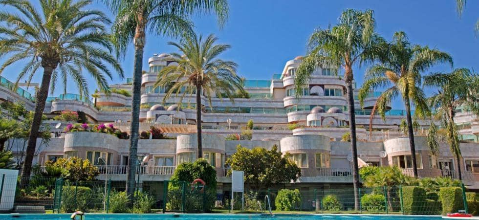 1 slaapkamer Studio te huur in Puerto Banus - € 1.200 (Ref: 5377005)