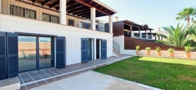 5 sovrum Semi-fristående Villa att hyra i Benahavis med garage - 2 800 € (Ref: 5377123)