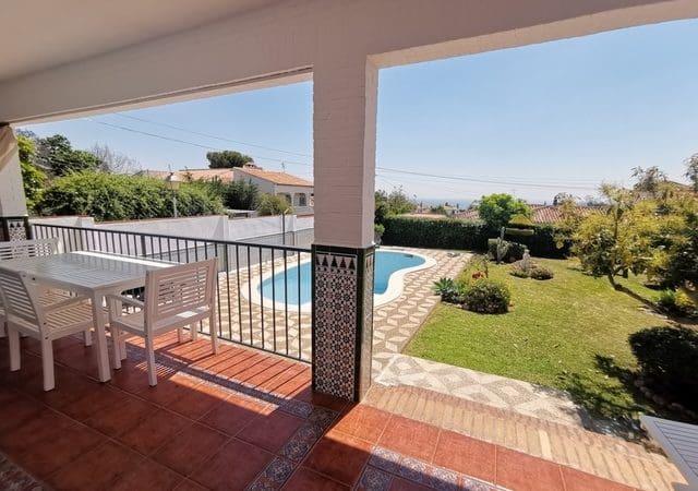 3 slaapkamer Villa te huur in Torremolinos met garage - € 1.990 (Ref: 5377377)