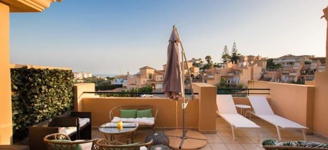 3 slaapkamer Penthouse te huur in Riviera del Sol met garage - € 1.800 (Ref: 5529948)
