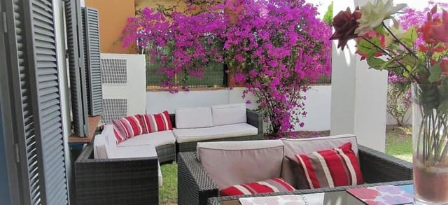 4 slaapkamer Huis te huur in Guadalmina met garage - € 2.100 (Ref: 5596181)