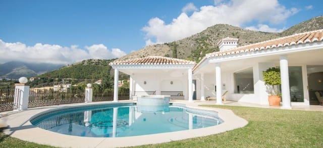 4 soveværelse Villa til leje i La Capellania med garage - € 8.000 (Ref: 5862831)