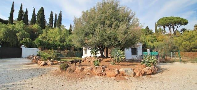 2 soverom Finca/Herregård til leie i San Pedro de Alcantara - € 1 400 (Ref: 6055353)