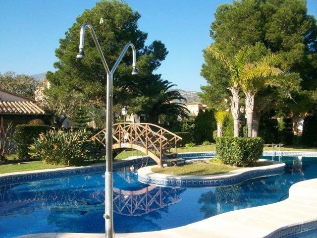 2 Zimmer Apartment zu verkaufen in Miami Playa / Miami Platja mit Pool - 149.800 € (Ref: 3099488)
