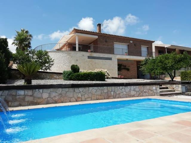 4 soveværelse Villa til salg i El Perello med swimmingpool garage - € 395.000 (Ref: 4971034)
