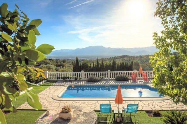 6 soverom Finca/Herregård til salgs i Tortosa med svømmebasseng - € 575 000 (Ref: 5265686)
