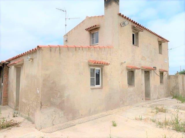 3 sovrum Finca/Hus på landet till salu i Deltebre - 130 000 € (Ref: 5364103)