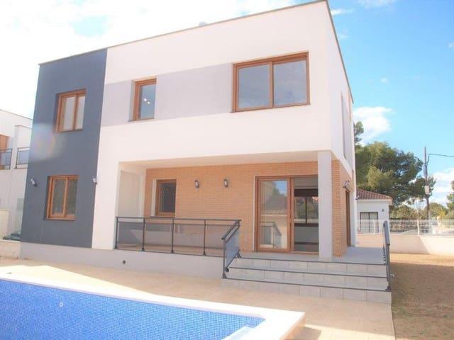 4 sovrum Radhus till salu i L'Ametlla de Mar med pool garage - 410 000 € (Ref: 5407944)