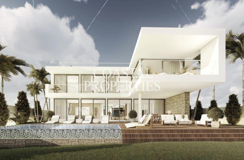5 quarto Moradia para venda em Cala Vinyes / Cala Vinyas / Cala Vinas com piscina - 2 690 000 € (Ref: 5940788)