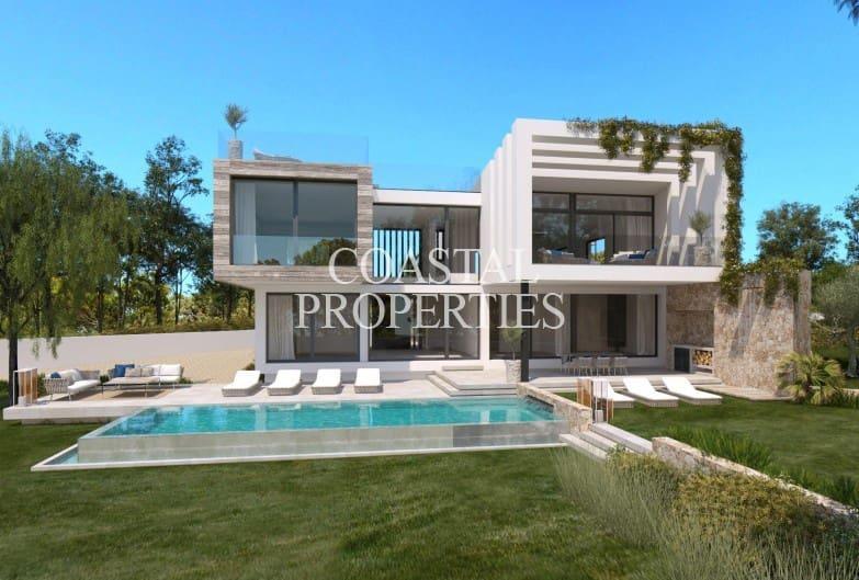5 quarto Moradia para venda em Cala Vinyes / Cala Vinyas / Cala Vinas com piscina - 2 790 000 € (Ref: 5940789)