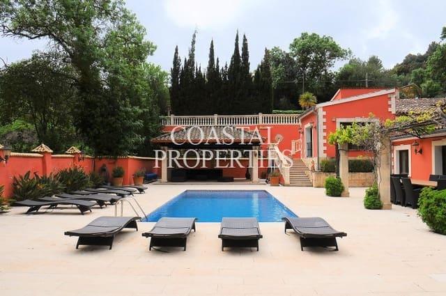 5 makuuhuone Maalaistalo myytävänä paikassa Puigpunyent mukana  autotalli - 1 895 000 € (Ref: 6091386)