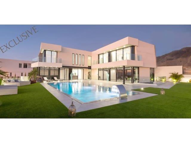 4 chambre Villa/Maison à vendre à Playa Paraiso avec garage - 2 450 000 € (Ref: 5772751)