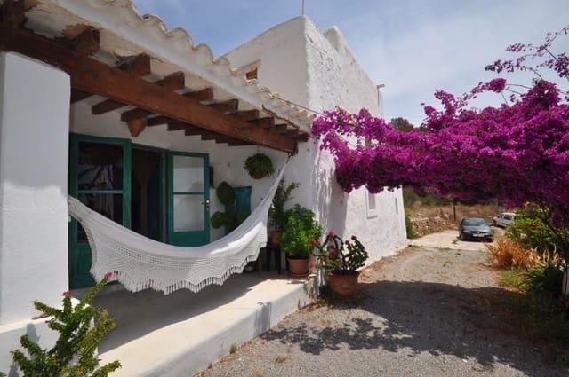3 sovrum Finca/Hus på landet till salu i Santa Eulalia / Santa Eularia med pool garage - 1 998 000 € (Ref: 3121834)