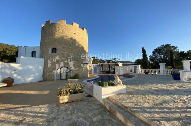 9 sovrum Villa till salu i Cala Tarida med pool garage - 2 800 000 € (Ref: 5224058)