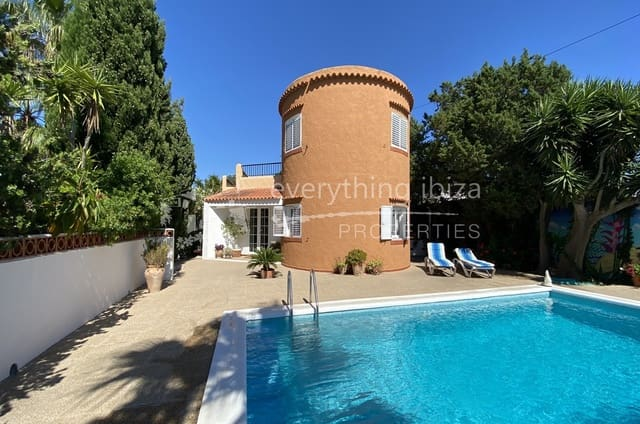 3 soverom Villa til salgs i Port des Torrent med svømmebasseng garasje - € 1 295 000 (Ref: 5329626)