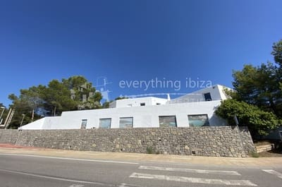 5 chambre Commercial à vendre à Cala Tarida avec piscine - 650 000 € (Ref: 5366944)
