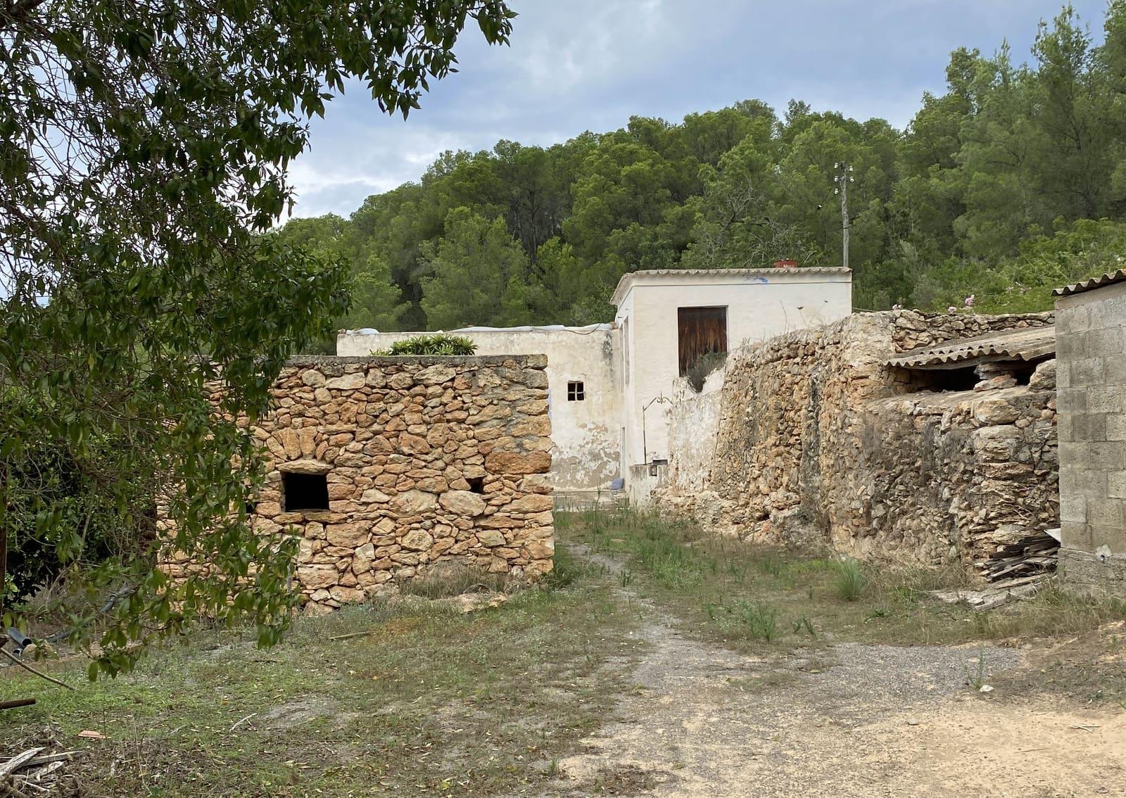 Ruin til salgs i San Miguel / Sant Miquel de Balansat - € 2 500 000 (Ref: 5660239)