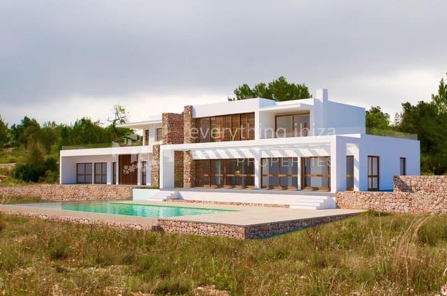 Undeveloped Land for sale in Sant Rafael de Sa Creu - € 1,575,000 (Ref: 5896629)