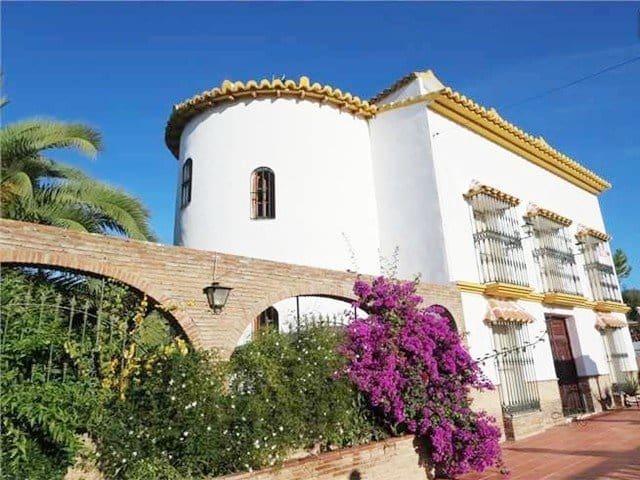 6 soverom Finca/Herregård til salgs i Cuevas de San Marcos med svømmebasseng - € 474 950 (Ref: 3218362)