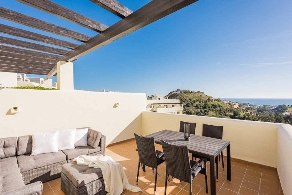 2 bedroom Penthouse for sale in Benalmadena - € 225,000 (Ref: 3418719)