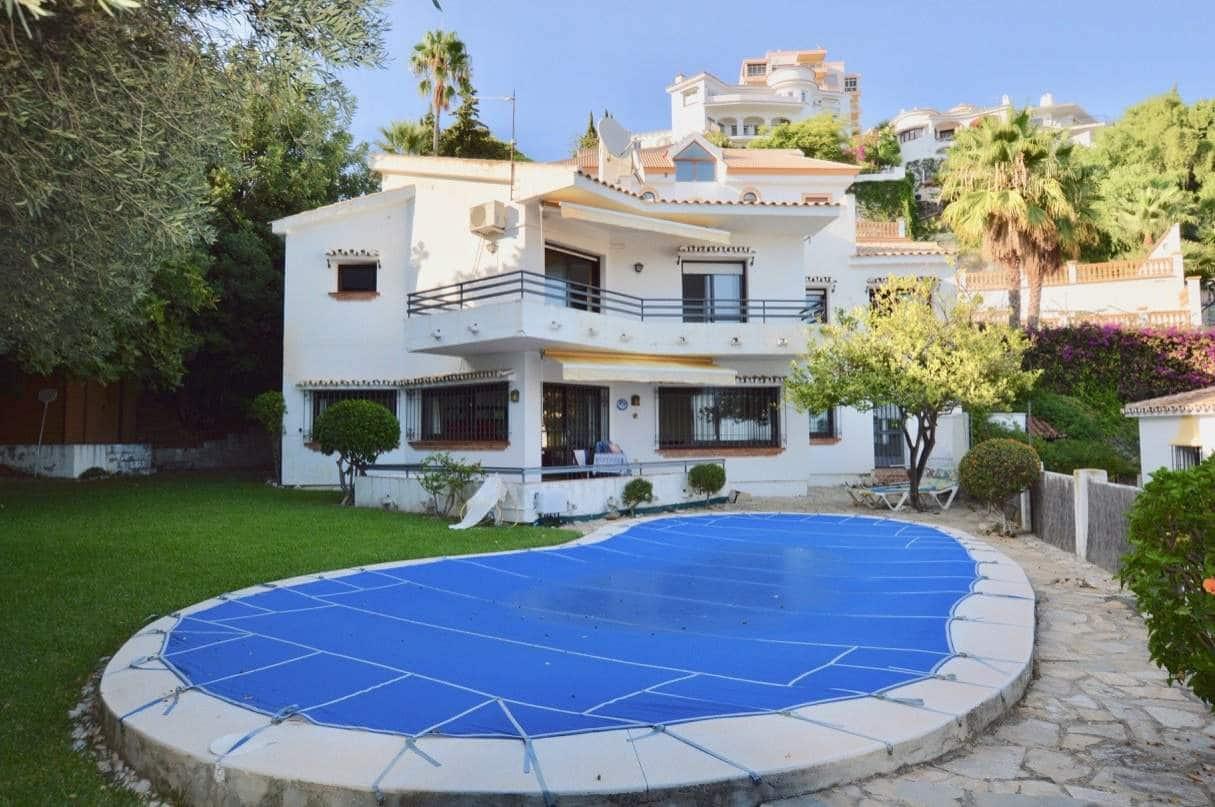 3 bedroom Villa for sale in Benalmadena - € 462,000 (Ref: 4109792)