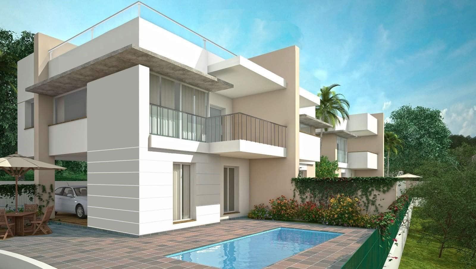 3 bedroom Villa for sale in Nerja - € 395,000 (Ref: 4177276)
