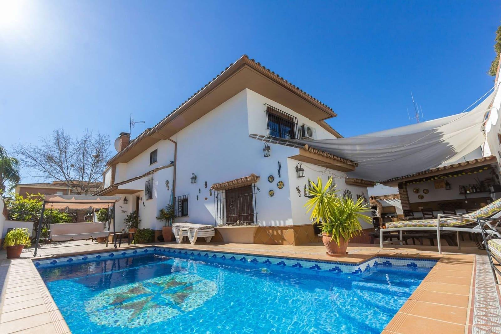 5 bedroom Villa for sale in Benalmadena - € 690,000 (Ref: 4203832)