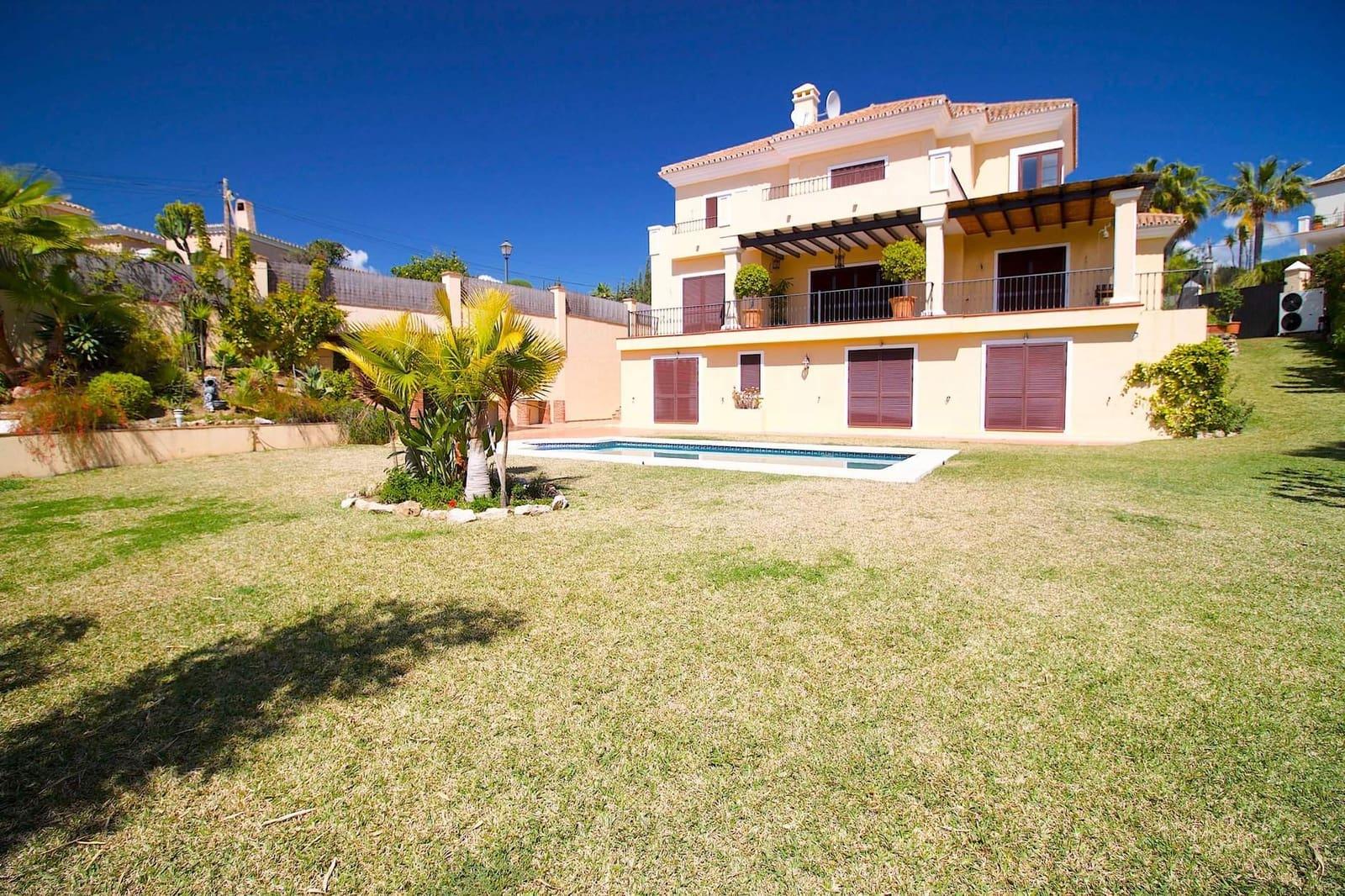 7 bedroom Villa for sale in Marbella - € 1,390,000 (Ref: 4283144)
