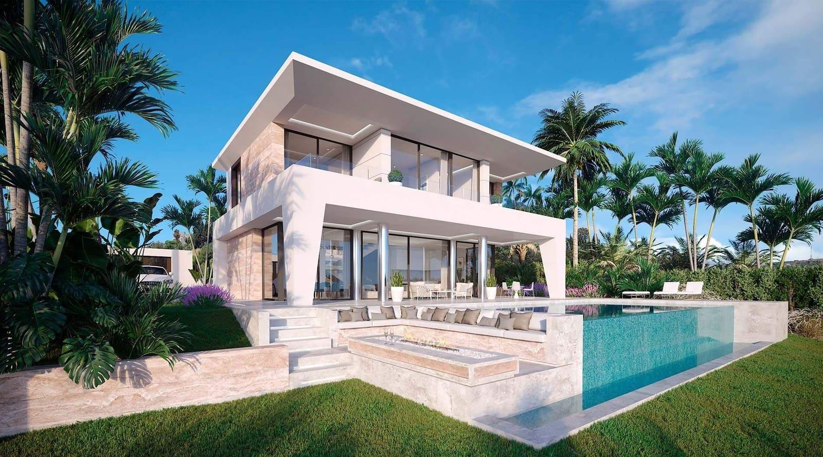 4 bedroom Villa for sale in Manilva - € 495,000 (Ref: 4617220)