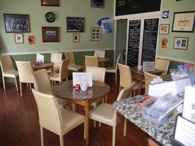 Restaurant/Bar til salgs i La Cala de Mijas - € 239 000 (Ref: 3463269)