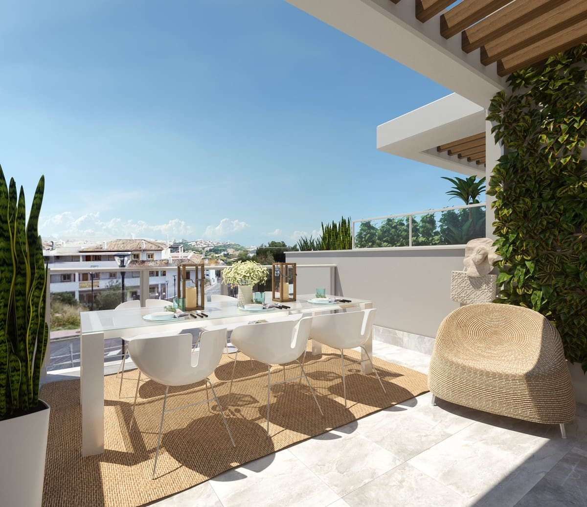 3 bedroom Apartment for sale in Benalmadena with pool garage - € 244,000 (Ref: 4525825)