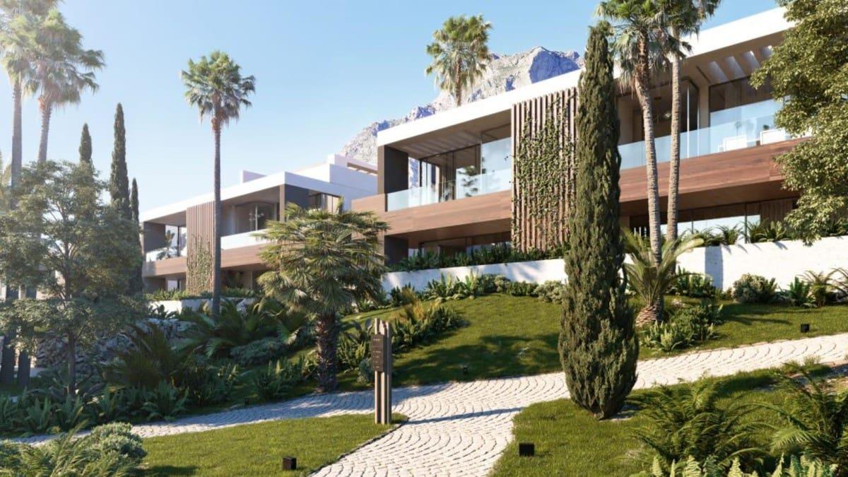 4 bedroom Villa for sale in Marbella with pool garage - € 1,675,000 (Ref: 4554541)