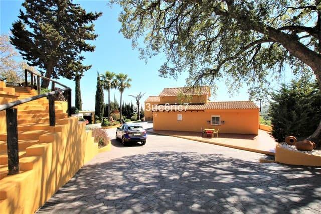 5 chambre Finca/Maison de Campagne à vendre à La Mairena avec piscine garage - 1 100 000 € (Ref: 6005099)
