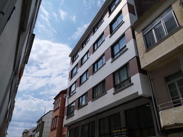 2 sovrum Lägenhet till salu i Ferrol - 93 000 € (Ref: 5325850)