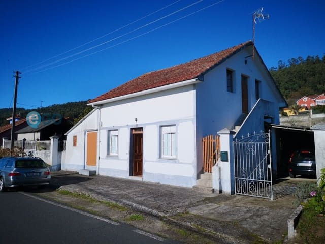 5 soveværelse Villa til salg i Ferrol med garage - € 180.000 (Ref: 5407785)