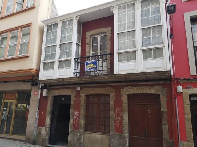 Terraced Villa for sale in Ferrol - € 150,000 (Ref: 5491737)