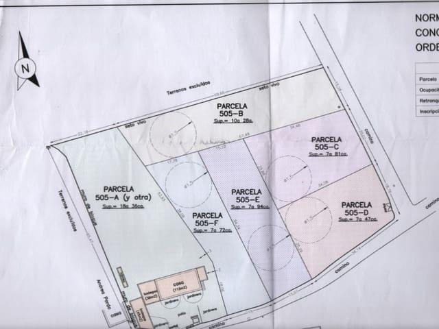 Terreno para Construção para venda em Valdovino - 36 000 € (Ref: 5724154)