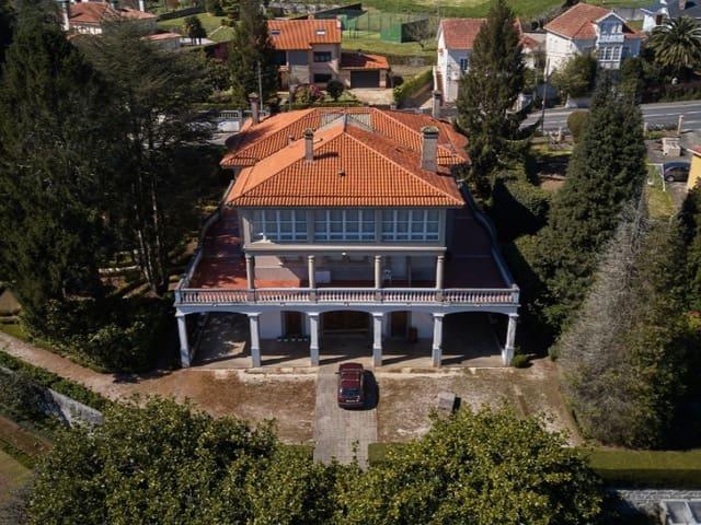 5 makuuhuone Maalaistalo myytävänä paikassa Bergondo (Carrio) mukana uima-altaan  autotalli - 1 250 000 € (Ref: 5922008)