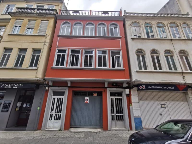 2 soveværelse Lejlighed til leje i Ferrol - € 390 (Ref: 6035586)
