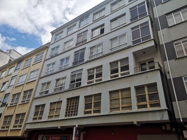 2 soverom Leilighet til leie i Ferrol - € 350 (Ref: 6056269)