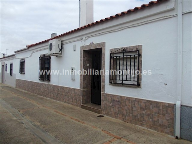 3 chambre Villa/Maison à vendre à Valdelacalzada - 120 000 € (Ref: 3702056)
