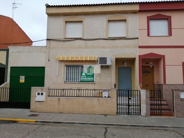 4 soveværelse Villa til salg i Puebla de la Calzada - € 60.000 (Ref: 5050772)