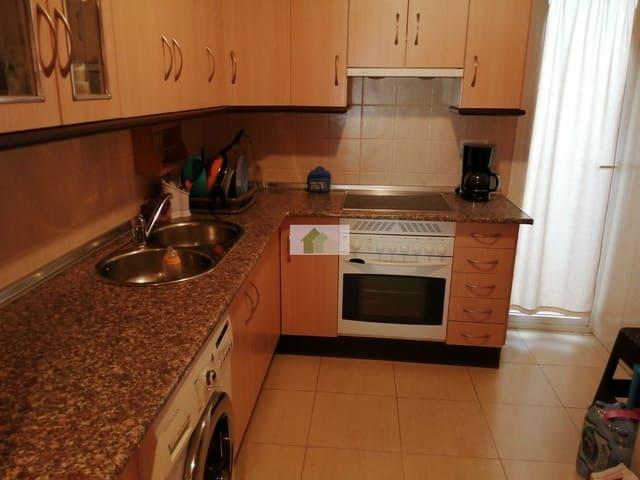 3 makuuhuone Huoneisto myytävänä paikassa Puebla de la Calzada - 50 000 € (Ref: 6126857)