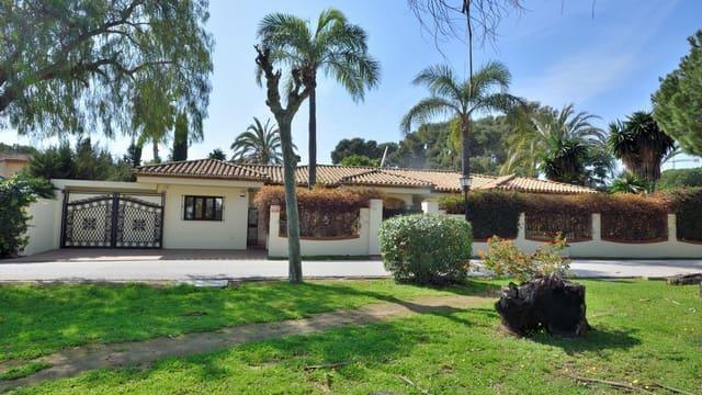 4 soverom Villa til salgs i Benamara med svømmebasseng garasje - € 3 500 (Ref: 3852961)