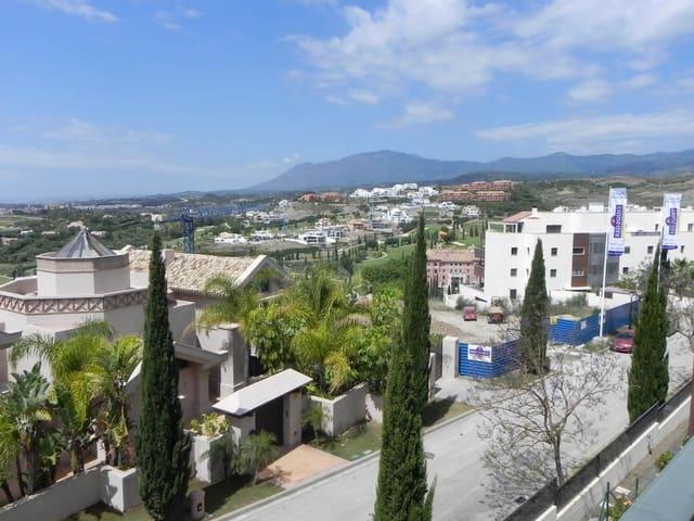 2 sypialnia Penthouse do wynajęcia w Los Flamingos z basenem garażem - 1 350 € (Ref: 4954943)