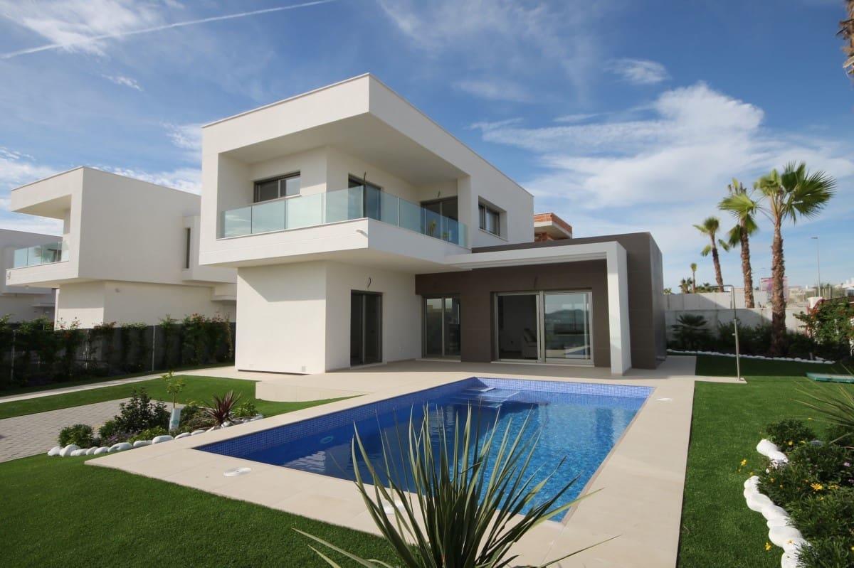 Chalet de 3 habitaciones en Los Montesinos en venta con piscina - 309.900 € (Ref: 3515069)