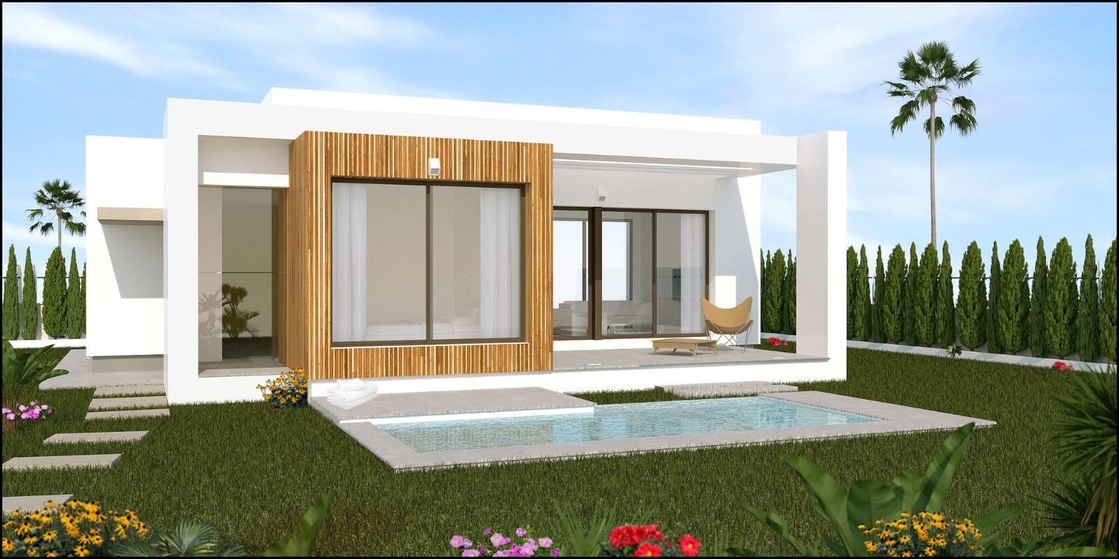 Chalet de 3 habitaciones en Los Montesinos en venta con piscina - 259.900 € (Ref: 3517436)